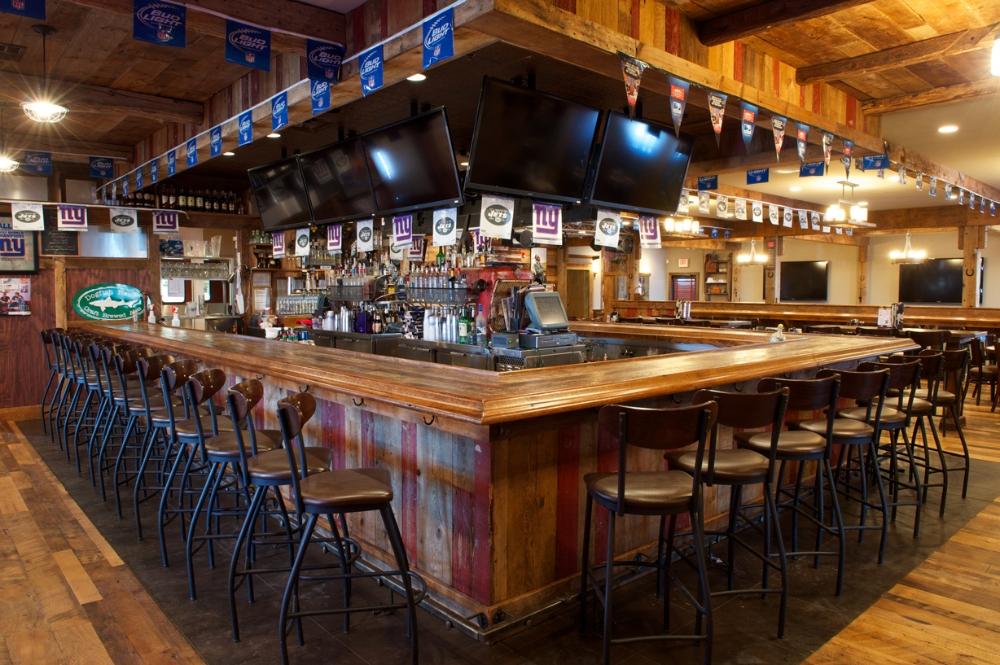 Rockaway barn restaurant goldman design group for The restaurant
